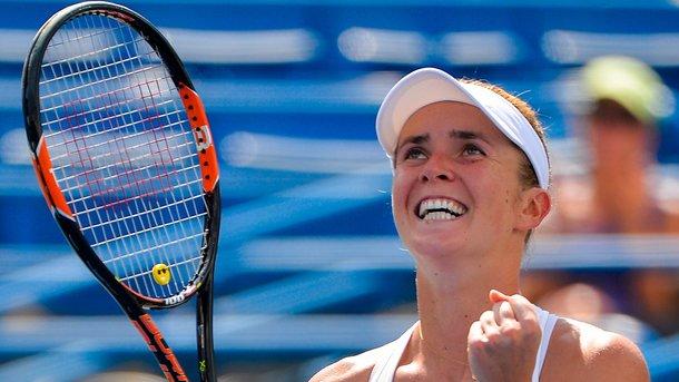 Элина Свитолина выиграла турнир в Стамбуле