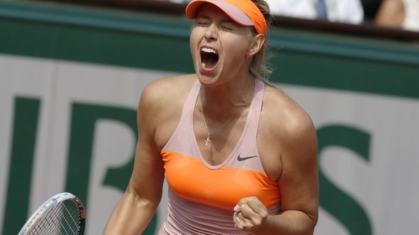 Шарапова узнала имя первой соперницы после дисквалификации