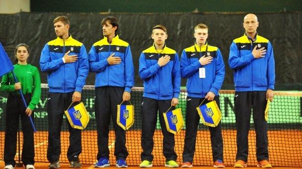 Сборная Украины опустилась на 10 строчек в рейтинге Кубка Дэвиса