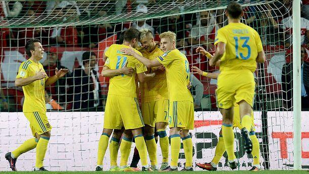 У Украины сорвались матчи против Норвегии, Египта и Албании