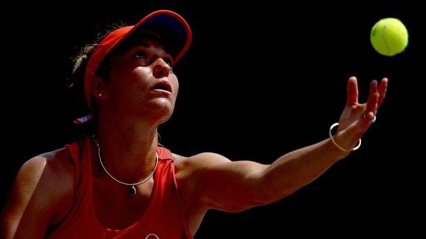 Катерина Бондаренко обыграла россиянку Родину в Чарльстоне