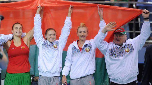 Сборная Беларуси вышла в финал Кубка Федерации