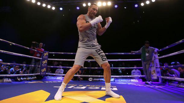 «Русский гигант» Николай Валуев ставит на украинца в бою Кличко – Джошуа