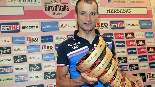 Знаменитый велогонщик Микеле Скарпони будет похоронен в форме «Астаны»