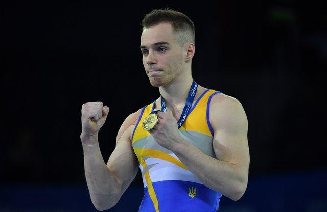 Олег Верняев стал чемпионом Европы в многоборье