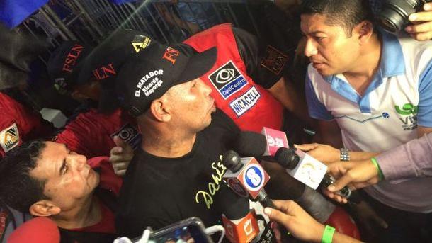 43-летний Рикардо Майорга победно вернулся на ринг