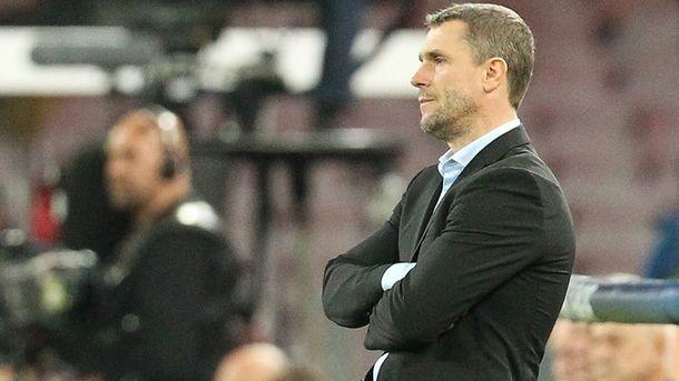 Ребров: «Допускают стадионы к соревнованиям, а затем не разрешают там играть»