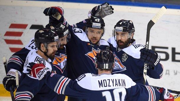 «Металлург» сравнял счет в финале Кубка Гагарина