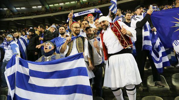 Федерация футбола Греции шпионила за игроками сборной