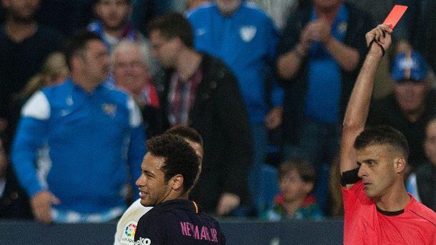 Неймар может пропустить матч с «Реалом» из-за аплодисментов