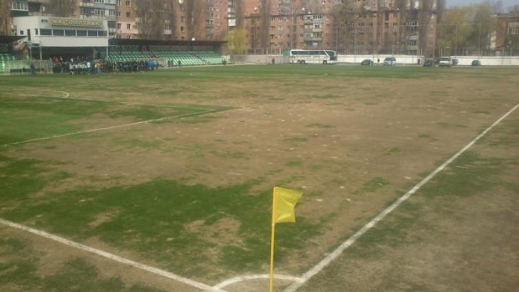 Полтава получила техническое поражение за матч против Шахтера