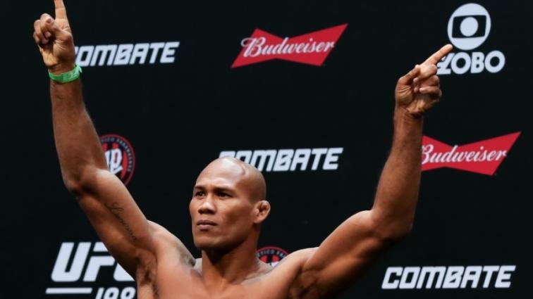 Соуза подписал контракт с UFC на 8 боев