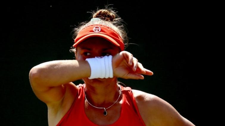 Украинская теннисистка не прошла второй раунд турнира в США