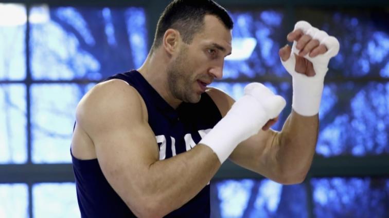 Бой Кличко-Джошуа: Онлайн -трансляция