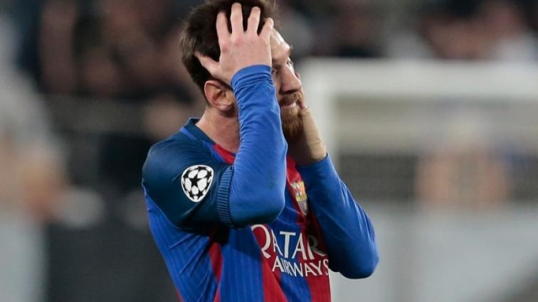 Скандал в Барселоне: Месси и Неймар обиделись на главного тренера