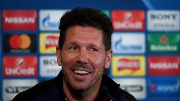 Тренер Атлетико: Лестер здорово играет при поддержке своих болельщиков