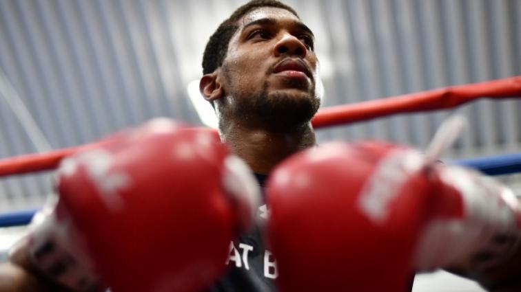 Джошуа: Сейчас эпоха британского бокса