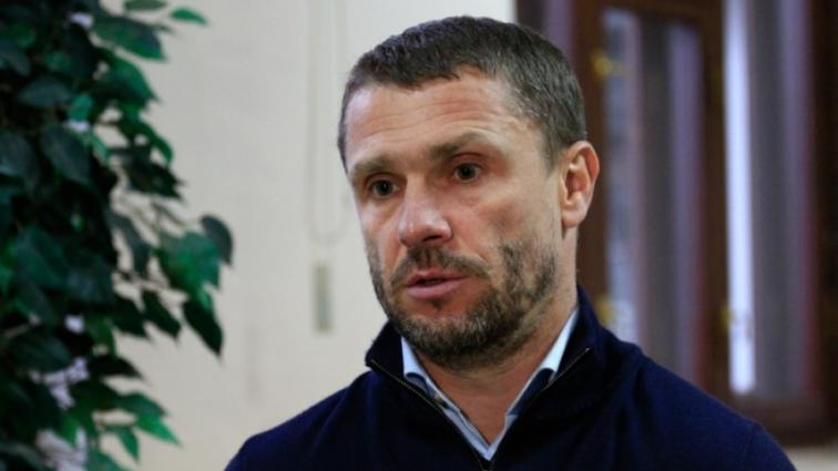 Ребров: В Украине можно найти 16 команд, которые способны играть в Премьер-лиге