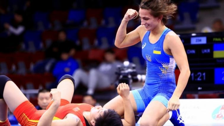 Украинские спортсменки-борцы попали в ТОП-10 мирового рейтинга
