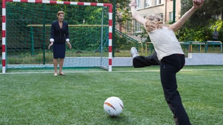 Жена Порошенко станет станет спортивной ведущей на канале Ахметова