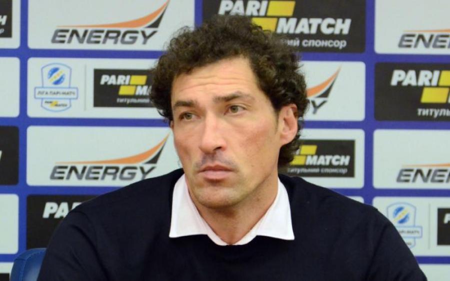 Тренер Днепра опроверг слухи по поводу работы в Динамо