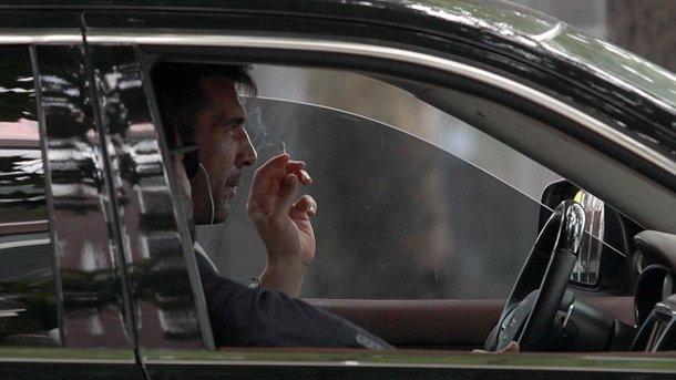 Буффон закурил после выхода «Ювентуса» в финал Лиги чемпионов