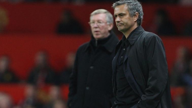 Моуринью побил рекорд легендарного тренера Манчестер Юнайтед