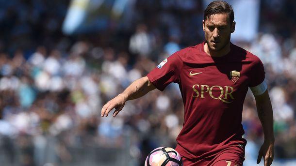 Легендарный Франческо Тотти завершит карьеру в конце сезона