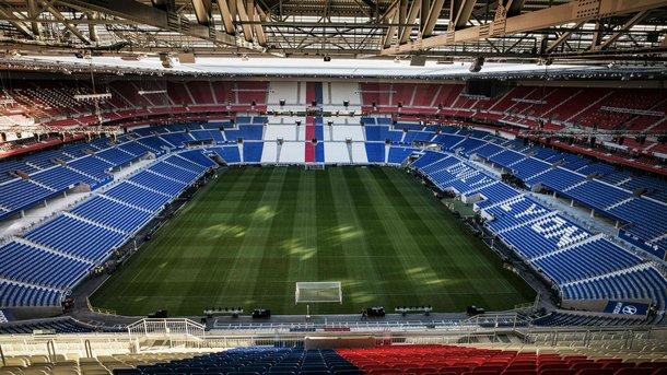 Биатлонная гонка может пройти на футбольном стадионе «Лиона»