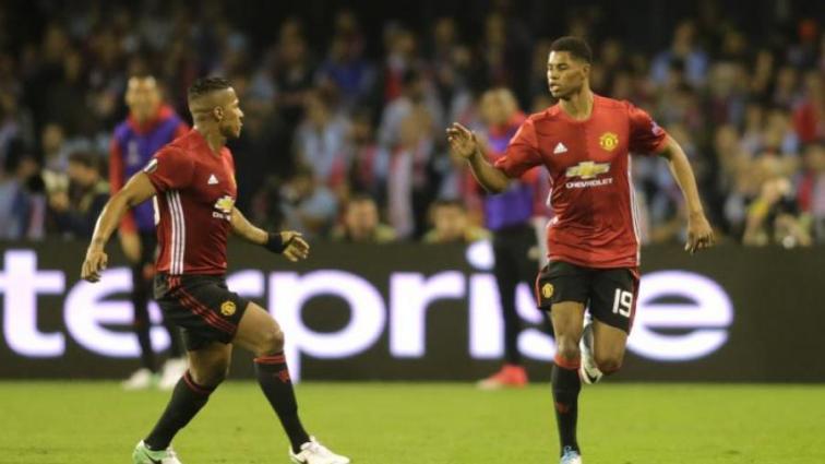 Роскошный гол со штрафного принес победу Манчестер Юнайтед над Сельтой
