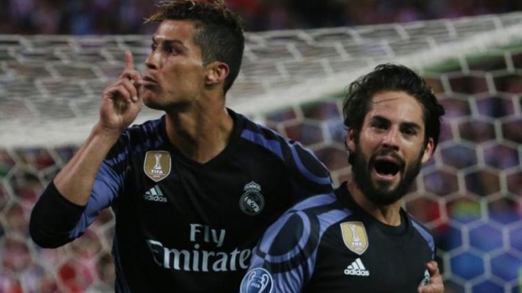 Реал пятнадцатый раз сыграет в финале Лиги чемпионов