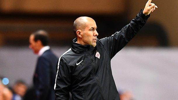 Наставник «Монако» стал тренером года во Франции