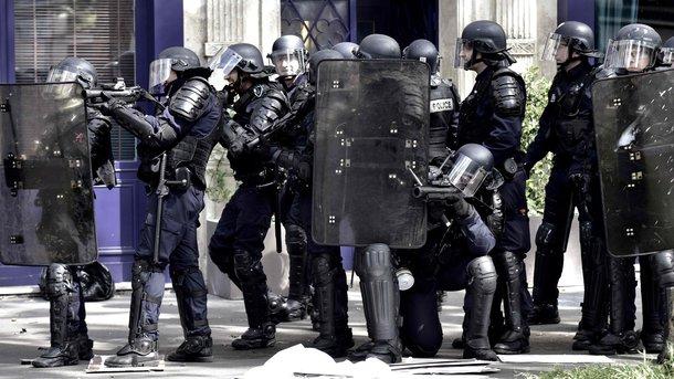 Полиция обыскала сборную Беларуси по хоккею в Париже