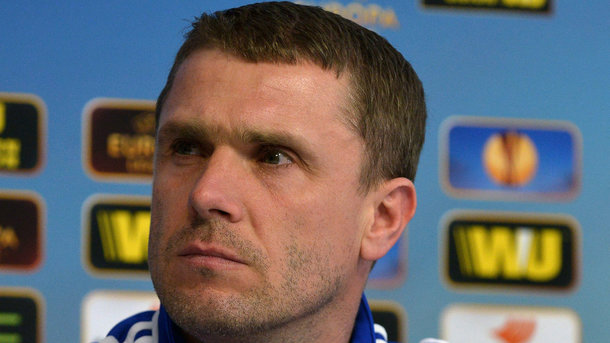 Ребров: «Я готов к критике и согласен, что этот сезон мы провели неудовлетворительно»