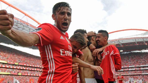 «Бенфика» досрочно выиграла чемпионат Португалии