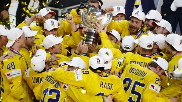 Стали известны составы групп чемпионата мира по хоккею 2018 года