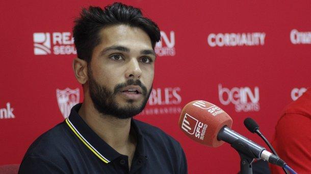 Экс-игрок «Динамо» покинет «Севилью», не сыграв ни одного матча в этом сезоне