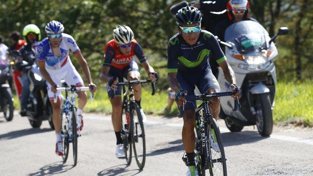 Мотоцикл спровоцировал массовый завал на «Джиро д'Италия»