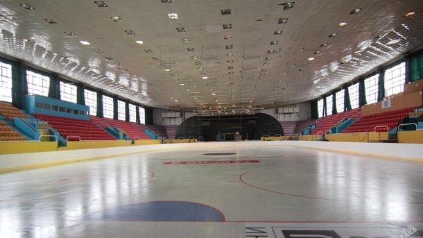 Впервые чемпионат мира по хоккею пройдет в Одессе