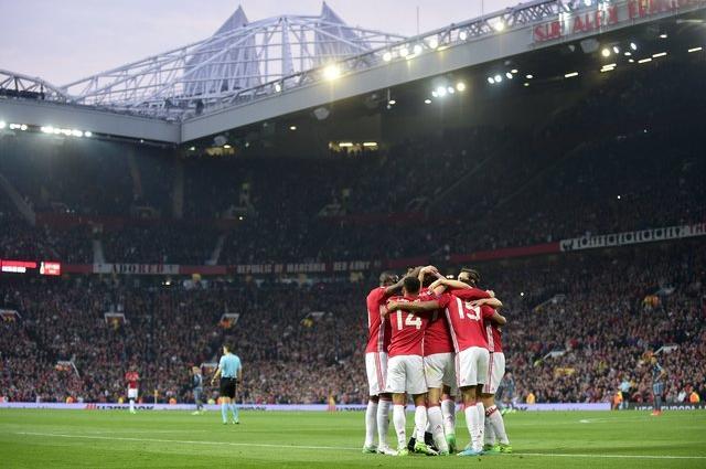 «Манчестер Юнайтед» сыграет в финале Лиги Европы