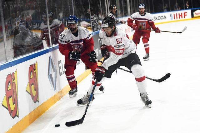 Чехия проиграла свой последний матч группового этапа ЧМ-2017