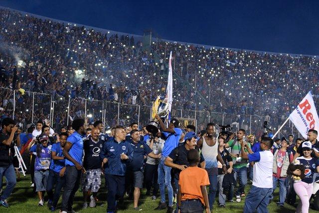 В Гондурасе случилась жуткая давка на футбольном матче, есть погибшие