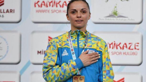 Каратистка Екатерина Кривая – лучшая спортсменка мая