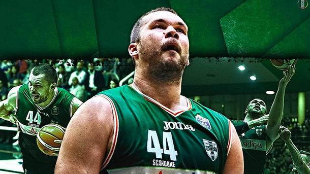 Кирило Фесенко став кращим центровим чвертьфіналів чемпіонату Італії