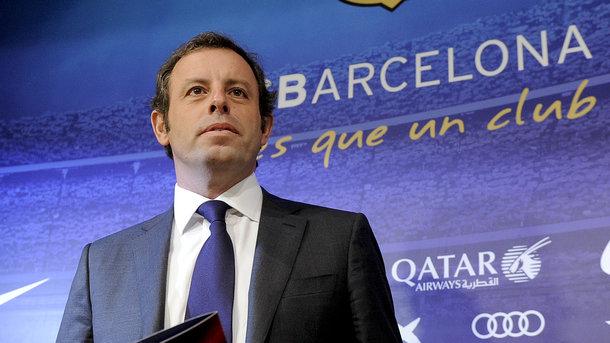 Экс-президент «Барселоны» арестован за отмывание денег