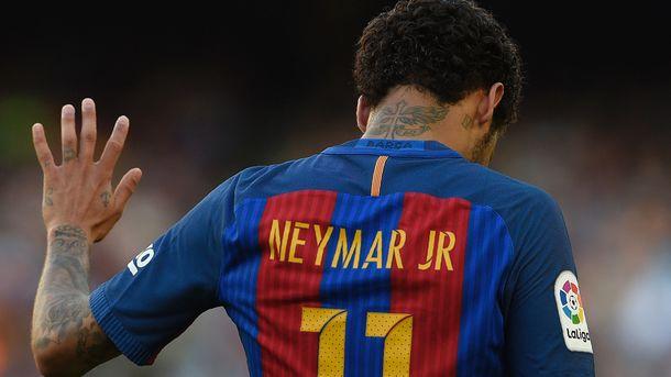 Неймар шантажирует руководство «Барселоны»: или он, или помощник тренера должен уйти