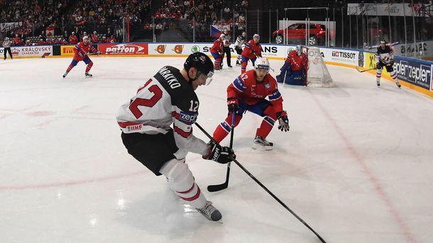Канада забросила пять шайб Норвегии на ЧМ-2017