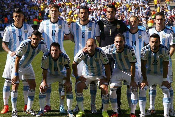 Сборная Украины сыграет с Аргентиной