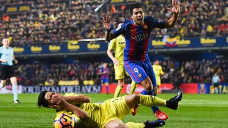 Барселона — Вильярреал: Где смотреть матч чемпионата Испании