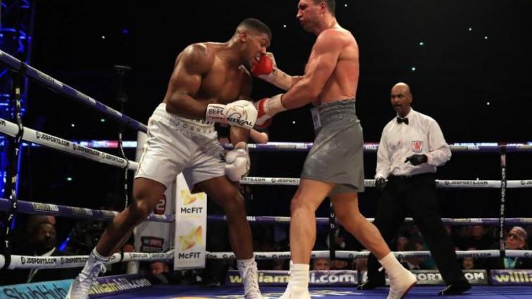 Тайсон: Бой Кличко — Джошуа изменил историю бокса